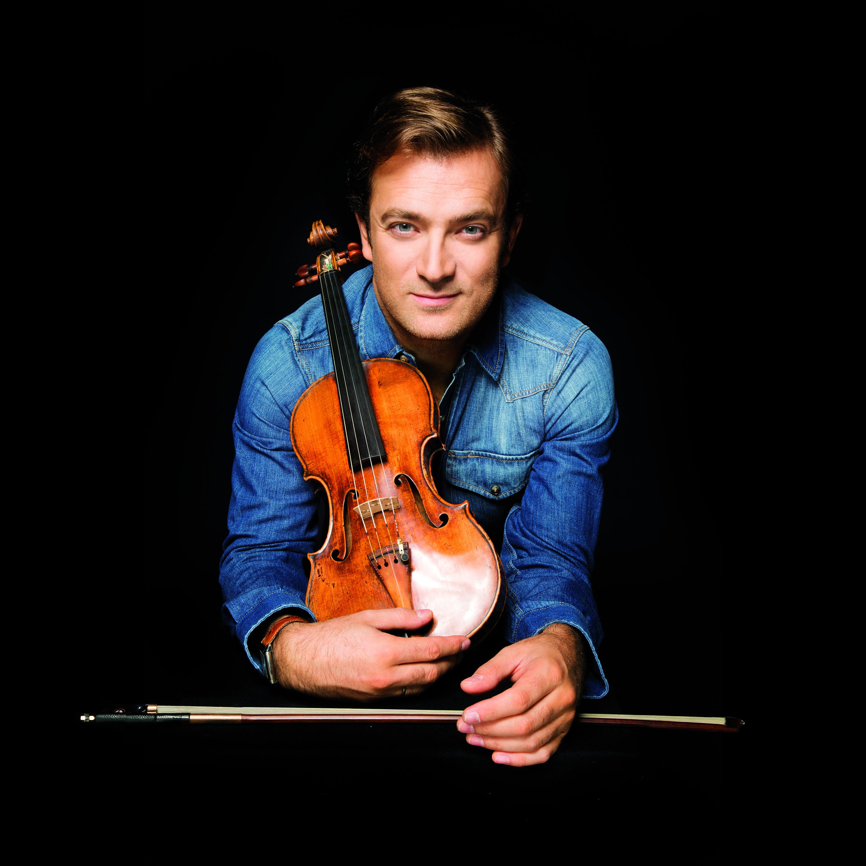 Renaud Capuçon, directeur artistique des Sommets Musicaux de Gstaad, se dévoile dans l'émission MP3 de la RTS Radio