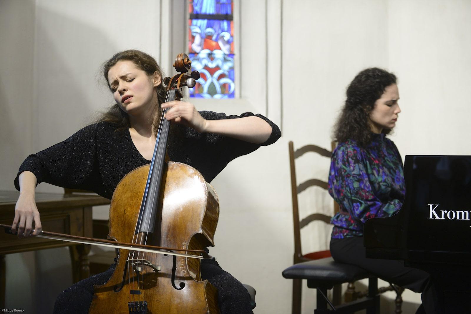 La violoncelliste russe Anastasia Kobekina, doublement récompensée aux Sommets Musicaux de Gstaad